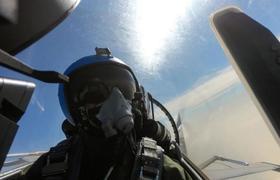 向战而飞!看海军航空兵超豪华阵容出击