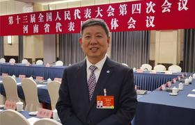 全国人大代表樊会涛:中国的航空事业赶上了好时代