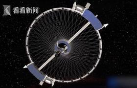 科幻将成真?世界首家太空酒店预计2027年开业