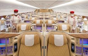 重振航空旅行信心: 阿联酋航空将运营特别航班