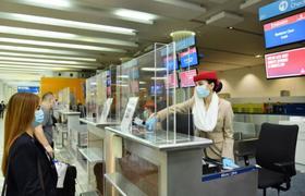 """阿联酋航空扩展""""国际航协旅行通行证""""应用范围  携手Alhosn为乘客打造更舒心便捷的旅程"""