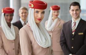阿联酋航空启动3000名空乘和500名机场服务人员招聘项目