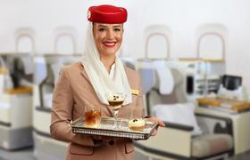 阿联酋航空机上咖啡再添新口味冰美式和阿芙佳朵全新上线