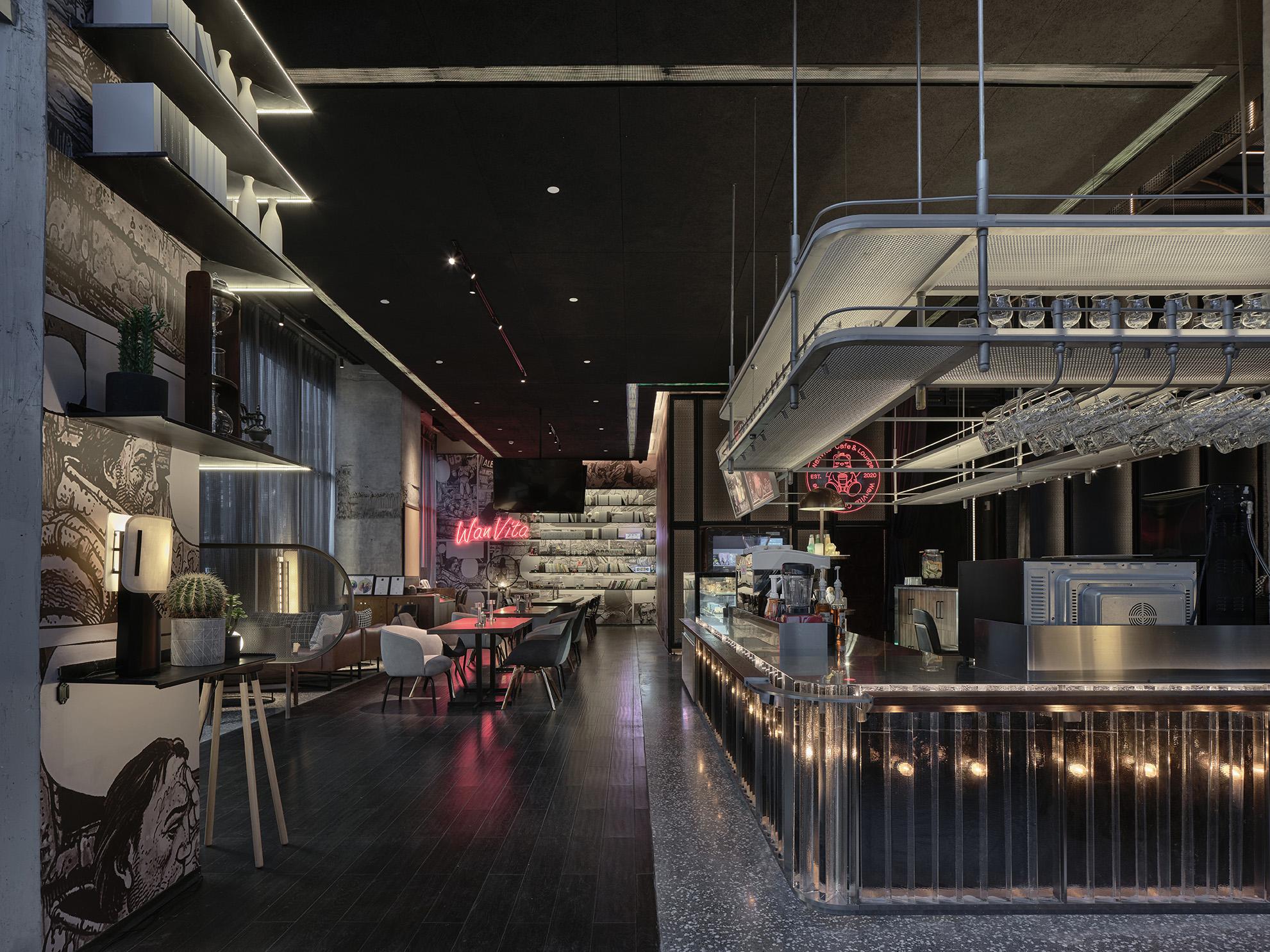 万达酒店及度假村推出全新咖啡轻食品牌WanVita Cafe & Lounge