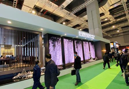至简国风领跑2021大家装智慧新时代 柏厨家居上海建博会完美收官
